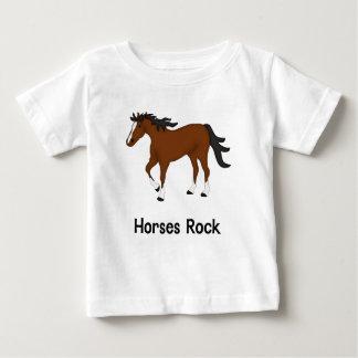Roca de los caballos (bahía) t-shirts