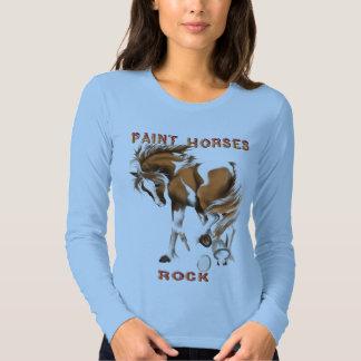 Roca de los caballos del *Paint Playera