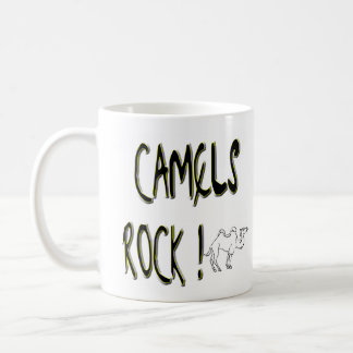 ¡Roca de los camellos! Taza