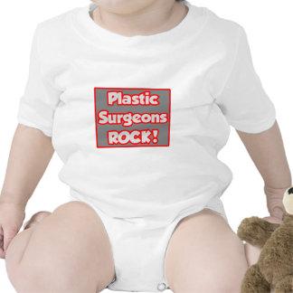 ¡Roca de los cirujanos plásticos! Camisetas