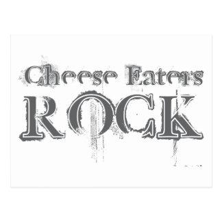 Roca de los comedores del queso postal