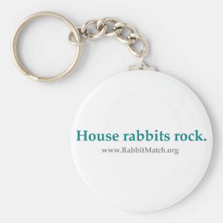 Roca de los conejos de la casa Cadena dominante Llavero