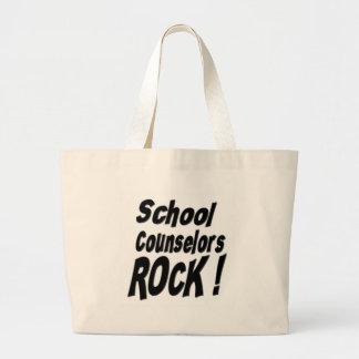¡Roca de los consejeros de la escuela! La bolsa de