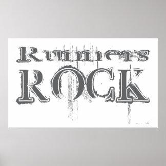 Roca de los corredores posters
