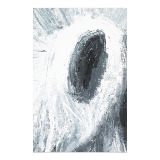 Roca de los Cyclops (surrealismo abstracto) Papelería Personalizada