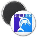 ¡Roca de los delfínes! #4 Iman De Frigorífico