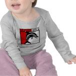 ¡Roca de los delfínes! Camisetas