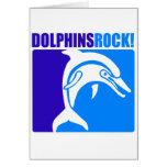 ¡Roca de los delfínes! Felicitacion