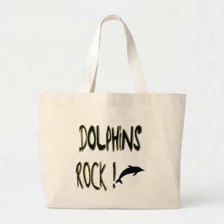 ¡Roca de los delfínes! La bolsa de asas