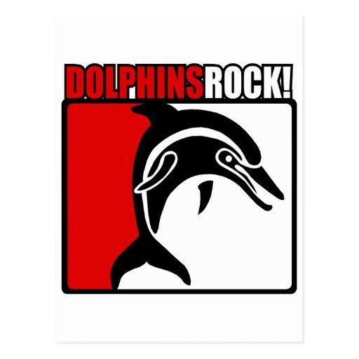 ¡Roca de los delfínes! Postales