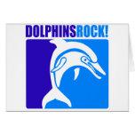 ¡Roca de los delfínes! Tarjetas