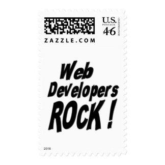 ¡Roca de los desarrolladores de Web