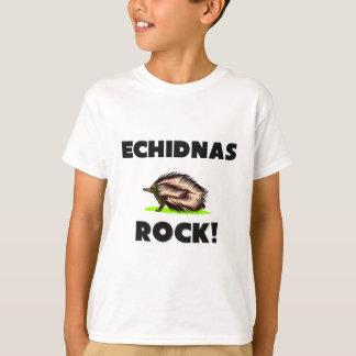 Roca de los Echidnas Playera