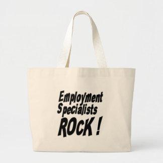 ¡Roca de los especialistas del empleo! La bolsa de