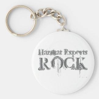 Roca de los expertos de Hazmat Llavero