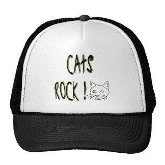 ¡Roca de los gatos! Gorra