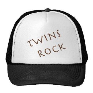Roca de los gemelos gorra