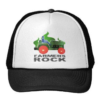 Roca de los granjeros gorros
