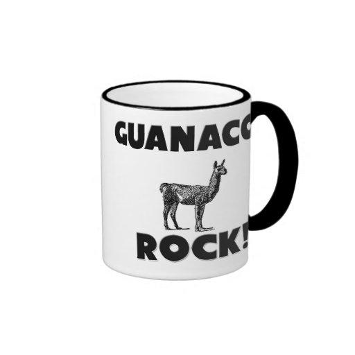 Roca de los Guanacos Taza De Café