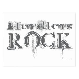 Roca de los Hurdlers Tarjetas Postales