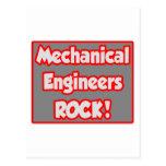 ¡Roca de los ingenieros industriales! Postal