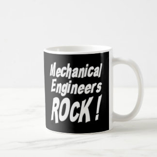 ¡Roca de los ingenieros industriales Taza