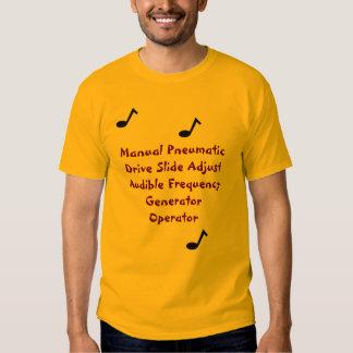 ¡Roca de los jugadores de Trombone! Camisas