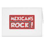 ¡Roca de los mexicanos! Felicitaciones