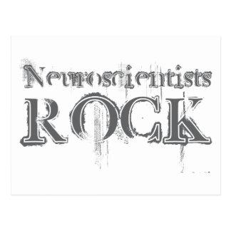Roca de los neurólogos postal