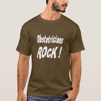 ¡Roca de los obstétricos! Camiseta