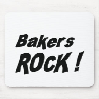 ¡Roca de los panaderos! Mousepad