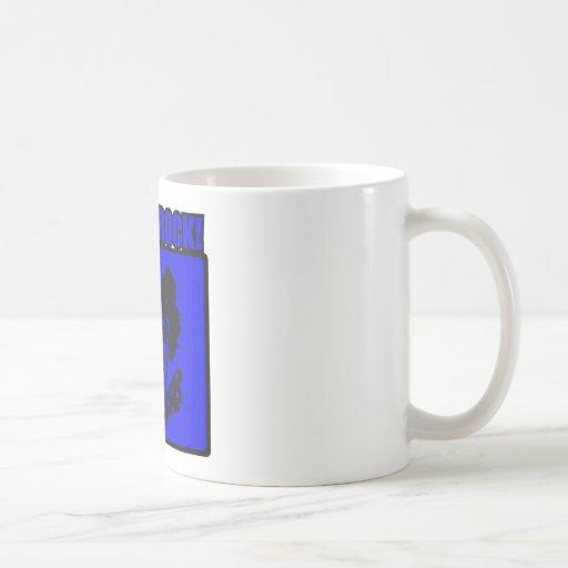 ¡Roca de los payasos! Tazas De Café