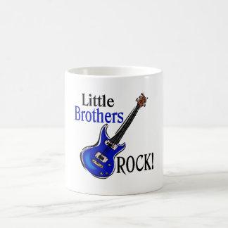 ¡Roca de los pequeños hermanos! Tazas