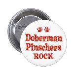 Roca de los Pinschers del Doberman