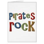 Roca de los piratas felicitacion