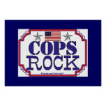 Roca de los polis posters
