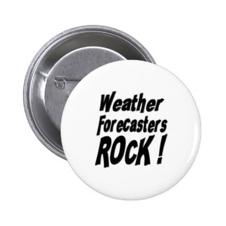 ¡Roca de los previsionistas de tiempo! Botón Pins