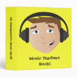 ¡Roca de los profesores de música!
