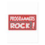 ¡Roca de los programadores! Tarjetas Postales