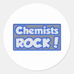 ¡Roca de los químicos! Pegatina