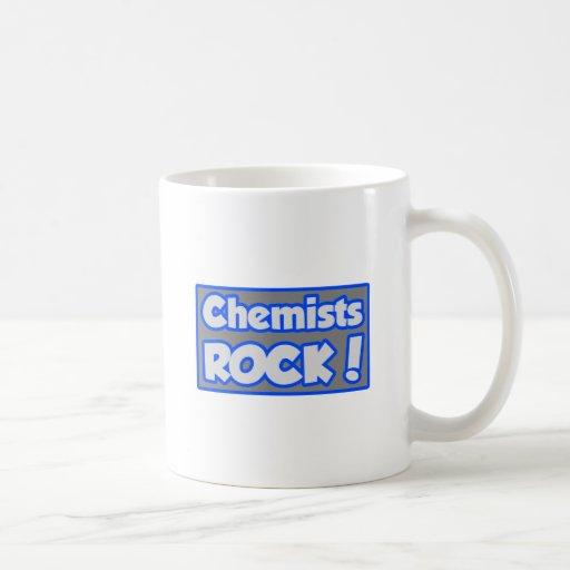 ¡Roca de los químicos! Taza De Café