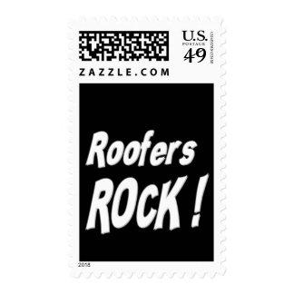 ¡Roca de los Roofers! Franqueo