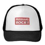 ¡Roca de los rusos! Gorros