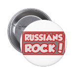 ¡Roca de los rusos! Pins