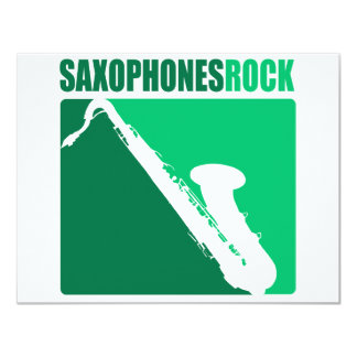 ¡Roca de los saxofones! Comunicados