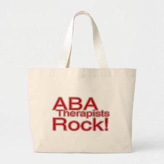 Roca de los terapeutas del ABA Bolsa