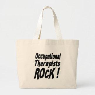 ¡Roca de los terapeutas profesionales! La bolsa de