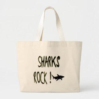 ¡Roca de los tiburones! La bolsa de asas