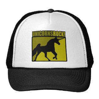 Roca de los unicornios gorro