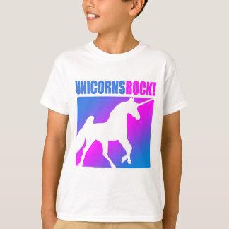 ¡Roca de los unicornios! Playera
